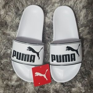 PUMA Leadcat Logo Slide